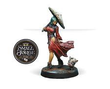Infinity Yu Jing Dragon Lady Imperial Service Judge Corvus Belli Samurai