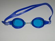 ZOGGS BLUE SWIMMING GOGGLES excellent used condition