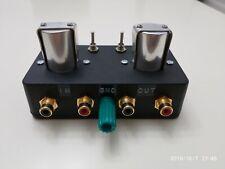 UTC O-3 MC Phono Stepup Transformer 80:1-40:1 low output mc cartridge altec 4722