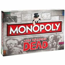 The Walking Dead Monopoly Family Board Game - 2 to 6 Players