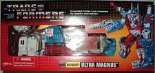 TRANSFORMERS HASBRO COMMEMORATIVE G1 ULTRA MAGNUS REISSUE *New & Sealed*