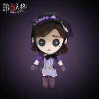 New Identity V Survivor Fiona Priestess Plush Doll Stuffed Toy Cosplay Toy Gifts