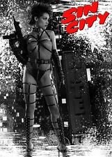 Sin City movie poster - Rosario Dawson poster - 12 x 17 inches