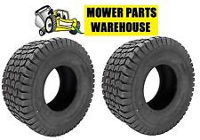 (2) NEW 18X8.50-8 LAWN MOWER TIRES 4PLY 18 8.50 8 REPL 511071 4 PLY 18X8.50X8