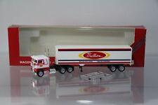 "Herpa Freightliner 96' Coe SZ ""Brillion Iron Works Wisconsin"" Nº 854002/h3360"
