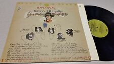 MASSON WILLIAMS - HAND MADE - 1838, FOLK ROCK VINYL RECORD