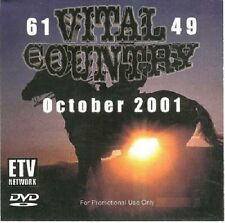 ETV Vital Country DVD - October 2001