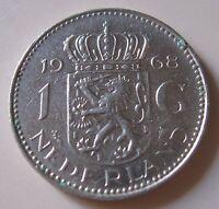 1 Gulden 1968 Paesi bassi -  n. 1101