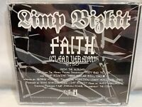 LIMP BIZKIT Faith (Clean Version) CD (PROMO Single)