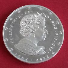 2012 giubileo di diamante Argento Proof Rocking Horse pattern Crown-mintage 18