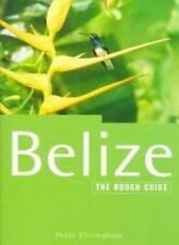 Belize: The Rough Guide (Belize (Rough Guides), 1999),Peter Eltringham