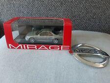 1/43 HPI Mirage Nissan Skyline R33 GT-R Vspec  Sonic Silver