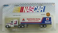 NEW 1990 ERTL CITGO WOOD BROTHERS RACING 1:64 DIE-CAST TRACTOR TRAILER NASCAR