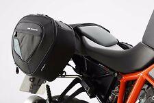 Kit 2 Sacoches latérales Sw-Motech BLAZE  Haute KTM 1290 Super Duke R 2014 ->