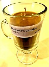 Desmond's Candles Homemade Scented Coffee Soy Jar Candle