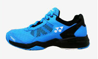 Yonex Power Cushion LUMIO Tennis Shoes Sky Blue Unisex Racket All Court SHT-LUEX