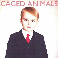 Caged Animals-The Overnight Coroner CD EP, Single  Very Good