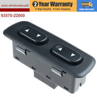 93570-22000NEW 2-Button Power Window Master Switch For Hyundai Accent 1996-2000
