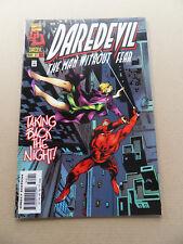 Daredevil 364 .Mr Fear App . Marvel 1997 . VF
