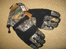 NWT*MENS EXTRA LARGE* CARHARTT GRIP GAUNTLET WINTER GLOVES  *MENS XL*(CAMO)