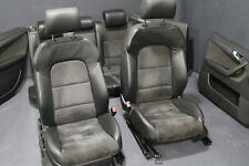 Originale Audi A3 8P Restyling pelle Rivestimento Sedili 5 Porte Alcantara