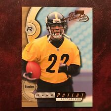 2000 Playoff Absolute HANK POTEAT ROOKIE Serial #0442/3000 STEELERS ** MINT **