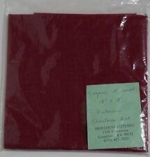"2 9x12/"" NIP Yarn Tree /""Dark Red/"" Perforated Paper"