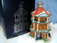 DESIGN WORKS NORTH POLE - Dept. 56 25th Anniv. Limited Edition - NEW/MINT IN BOX