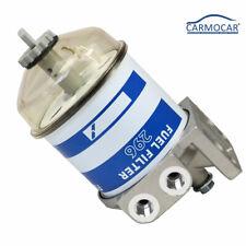 Glass Bowl Diesel Fuel Filter Assembly C5ne9165c Fits Massey Ferguson Ford