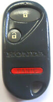 keyless remote entry 1996 Honda Civic key fob car control transmitter alarm