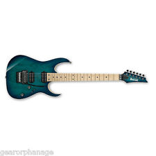 Ibanez RG Series RG652AHM Nebula Green Burst NGB NEW Guitar + Case! RETURN