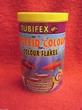 1LL Tubifex COULEUR Flakes Nourriture complète pour poisson aquafutter