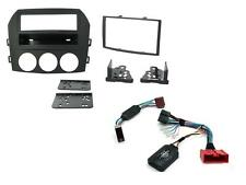 Connects 2 ctkmz 02 Mazda Miata MX5 2006 - 2008 completo kit de montaje de doble DIN