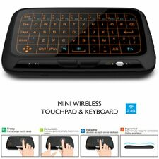 H18 Mini 2.4G Wireless Keyboard Full Screen Large Touchpad Air Mouse