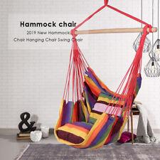 Garden Hang Chair Swinging Indoor Outdoor Furniture Hammock Hanging Rope ChairUs