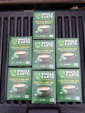 7 Whole Earth Sweetener, Nature Sweet Stevia & Monk Fruit Blend, 40-Count Pk