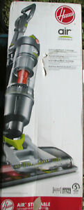 Hoover Windtunnel Air Steerable Bagless Upright Vacuum Cleaner, Corded, UH72400