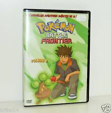 DVD VIDEO POKEMON BATTLE FRONTIER VOL 3