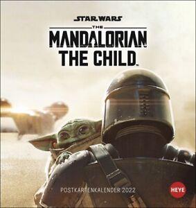 Mandalorian Postkartenkalender  2022 Kalender