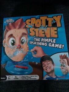 Spotty Steve The Pimple Splashing Game