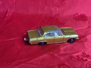 Vintage Matchbox Lesney 36C Opel Diplomat 1966