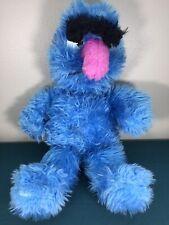 """VTG 20"""" Knickerbocker SESAME STREET Muppet plush HERRY Monster stuffed animal"""