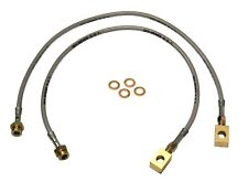 Skyjacker FBL80 Stainless Steel Brake Line Front Fits 80-89 Bronco F-150