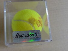 HOF 2007 TENNIS BALL ACE AUTHENTIC MATCH USED IN HOLDER PENN ATP 3