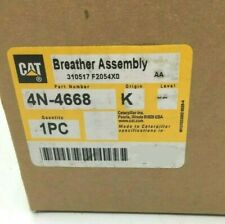 Caterpillar 4N-4668 Breather Assembly Cat 4N4668