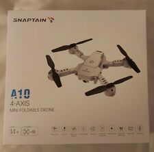 SNAPTAIN A10 Mini Foldable Drone with 720P HD Camera FPV WiFi RC Quadcopter