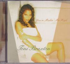 Toni Braxton-Youre Makin Me High Promo cd single