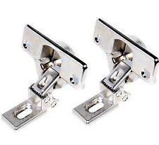 2 x AEG BRANDT ELECTROLUX JOHN LEWIS Washing Machine Door Hinge 1245378003