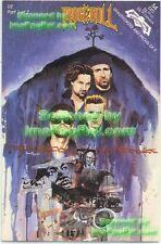 U2 Bono Rock n Roll Comic #54 Nm 1st Print Vhtf!