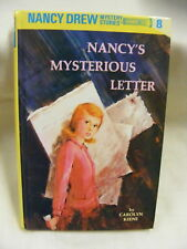 Nancy Drew Nancys Mysterious Letter 8 flashlight series